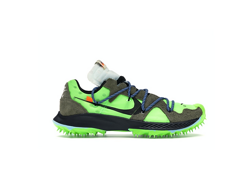 Nike - Zoom Terra Kiger 5 Off-White Electric Green (W)
