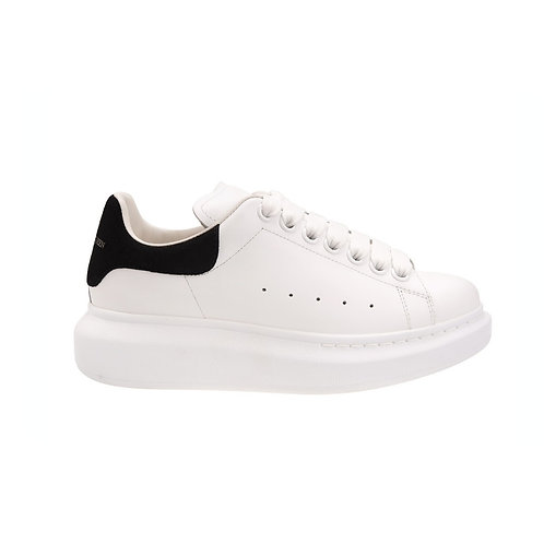 Alexander Mcqueen- white and black