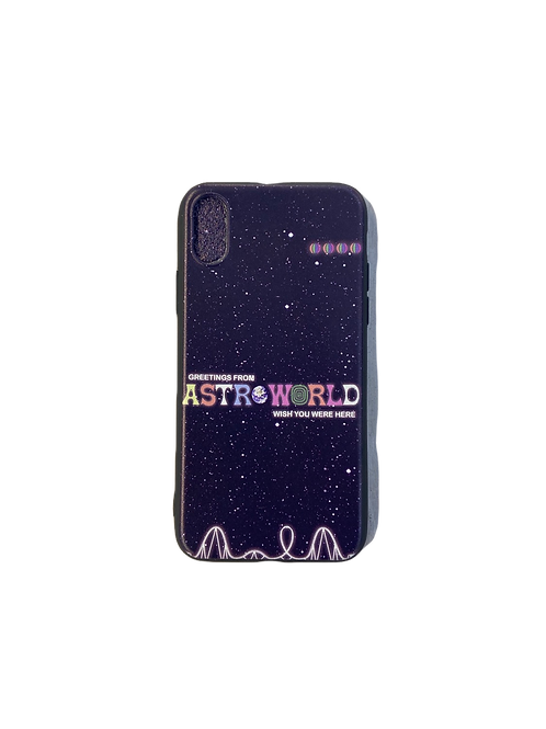 Cover IPhone Astroworld Greetings