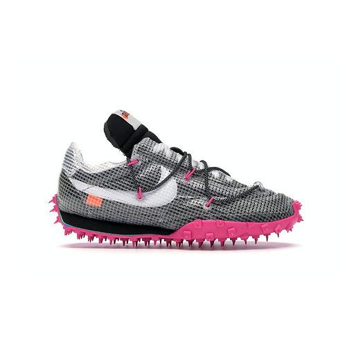 Nike - Waffle Racer Off-White Black (W)