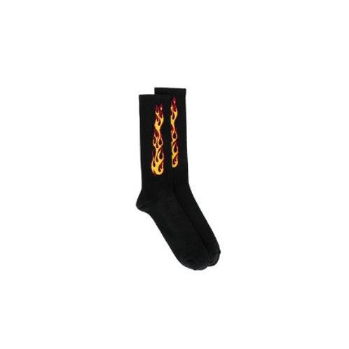 Palm Angels Flame Socks