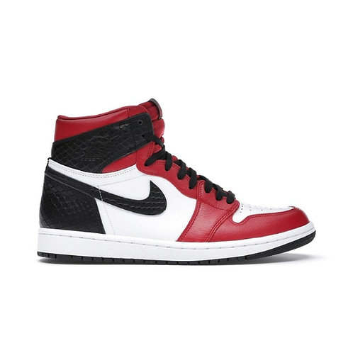 Air Jordan 1 High 'Satin Snake Chicago' (W)