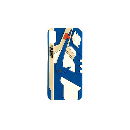 Cover IPhone - UNC x Off-White