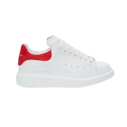 Alexander Mcqueen-white and red