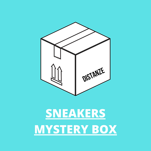Sneakers Mystery Box - Uomo