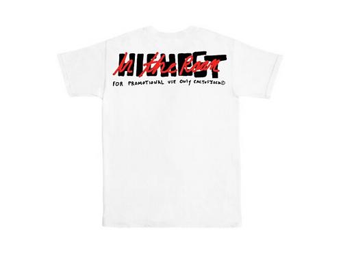 Travis Scott Hot 100% Off T-Shirt White
