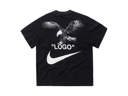 Nikelab x Off-White - Logo Tee