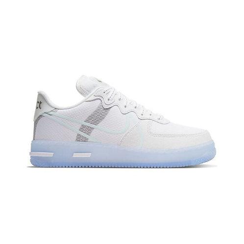 Nike Air Force 1 React White Light