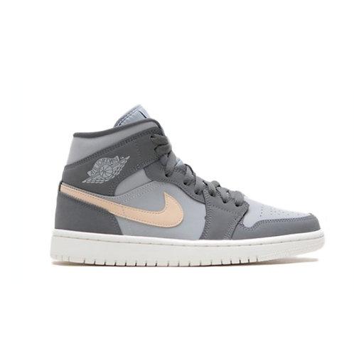 Jordan 1 Mid Grey Onyx