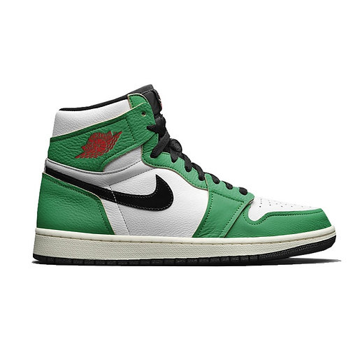 Jordan 1 Retro High Lucky Green