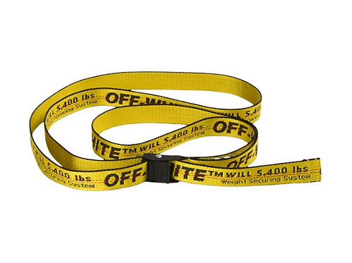 Off-White - Mini Industrial Belt