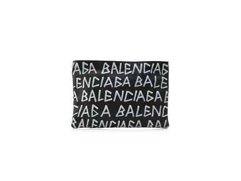 Balenciaga - Graffiti Explorer Pouch