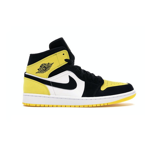 Air Jordan 1 Mid - Yellow