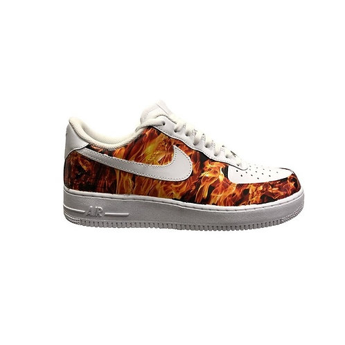 Nike Air Force 1 Fire