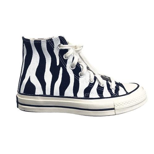 Converse All Star Premium High Zebra