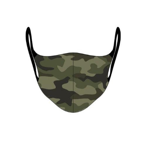 Mask - Camo Green