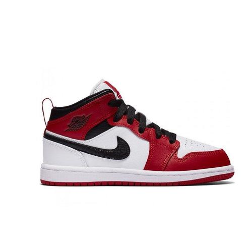 Jordan 1 Mid Chicago 2020 (PS)