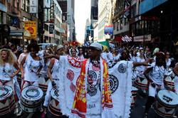 Mestre Giba at Brazilian Day NYC