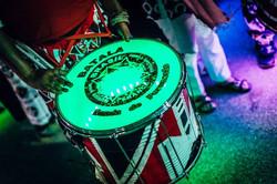 Light-up drums!