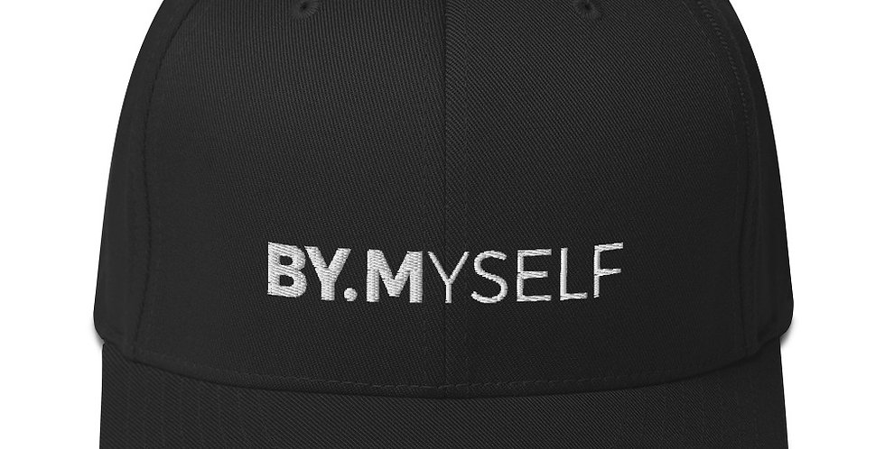 Black  cap BY.MYSELF