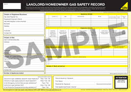 Gas Safety and Electrical Inspection