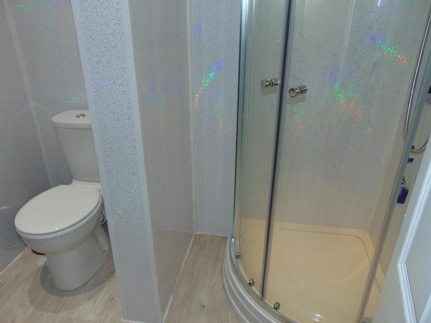 Bathroom, Flat Four