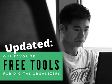 Our Favorite Free Tools for Digital Organizers