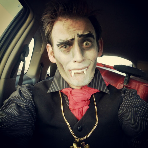 Vampire Count Spatula