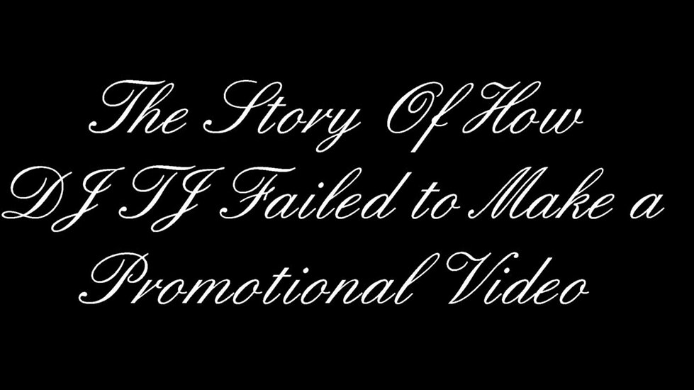 I tried my best at making a promotional video, and the odds were against me. But I wanted to just say that we are all in this together, and the day we do come out, we will be better and stronger than before. Can you pick that in the video or did I mess up too many times.