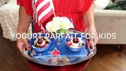 Yummy Yogurt Parfait Recipe For The Family (+Video)