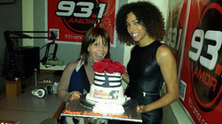 Alejanda Guzman and Chetney