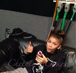 Zendaya Giving Us The Thumbs Up