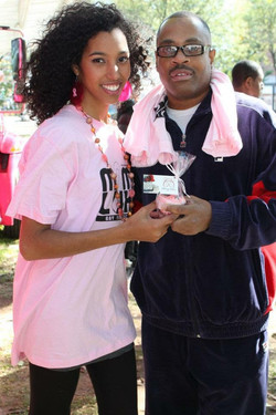 Breast Cancer Walk in New Jersey