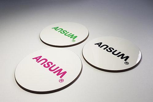 Ansum Coasters (Set of 3)