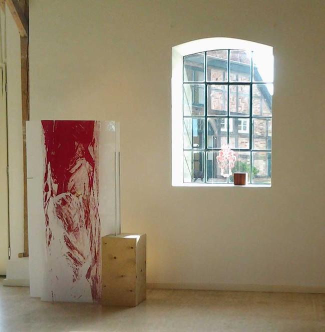 exibition view, KD Kunst, 2017