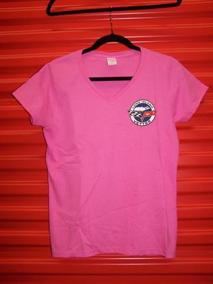LIV T-Shirt - Womens V-Neck - $15.00