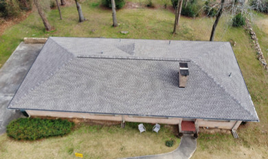 Completed Roof Replacement in Vestavia Hills