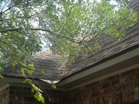 Damaged Roof Birmingham