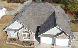 New Roof in Calera Alabama