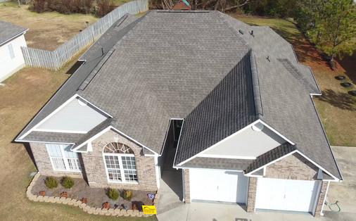 New Roof in Calera Alabama