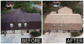 Before and After Mansard Wall.jpg