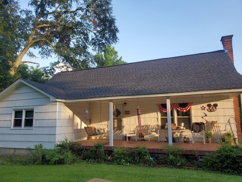 After Photo of NEW Roof in Chelsea, AL
