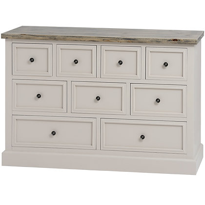 Soulby 9 Drawer Chest