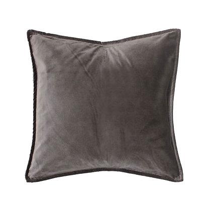 Mink Velvet Cushion