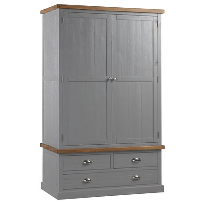 Buckden Double Wardrobe