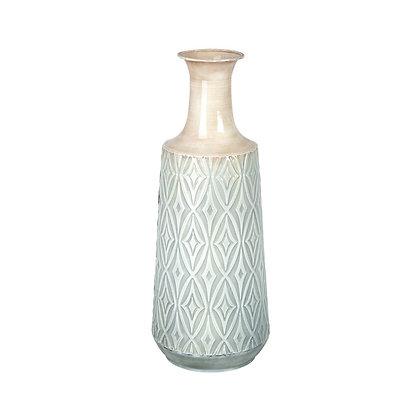 Annieliese Grey + Blush Pink Vase