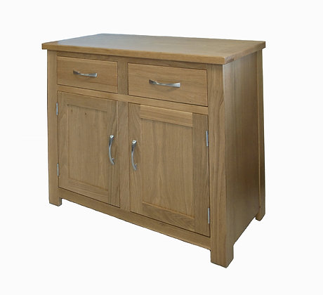 Thick Top Large Two Door Sideboard