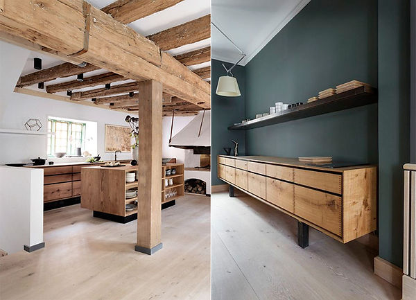 how to use oak in your modern home.jpg