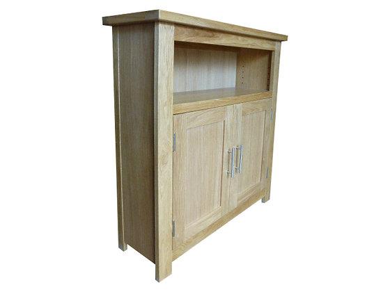 4' x 3' Bookcase with Door