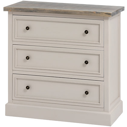 Soulby 3 Drawer Chest